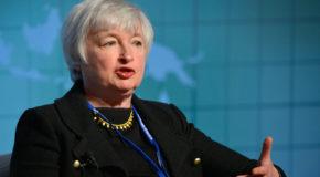 Gold Retreats When Janet Yellen Speaks