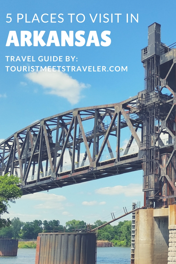 Arkansas Travel Guide Attractions