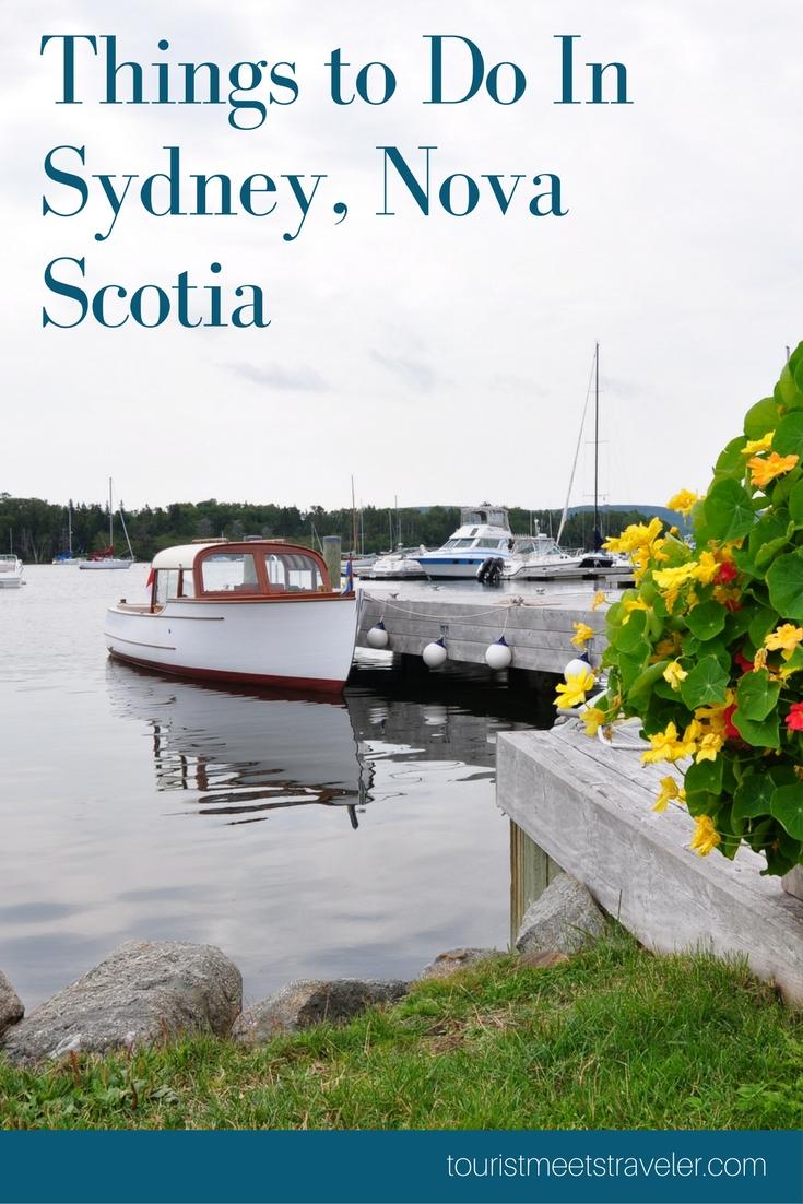 Sydney Restaurants Nova Scotia