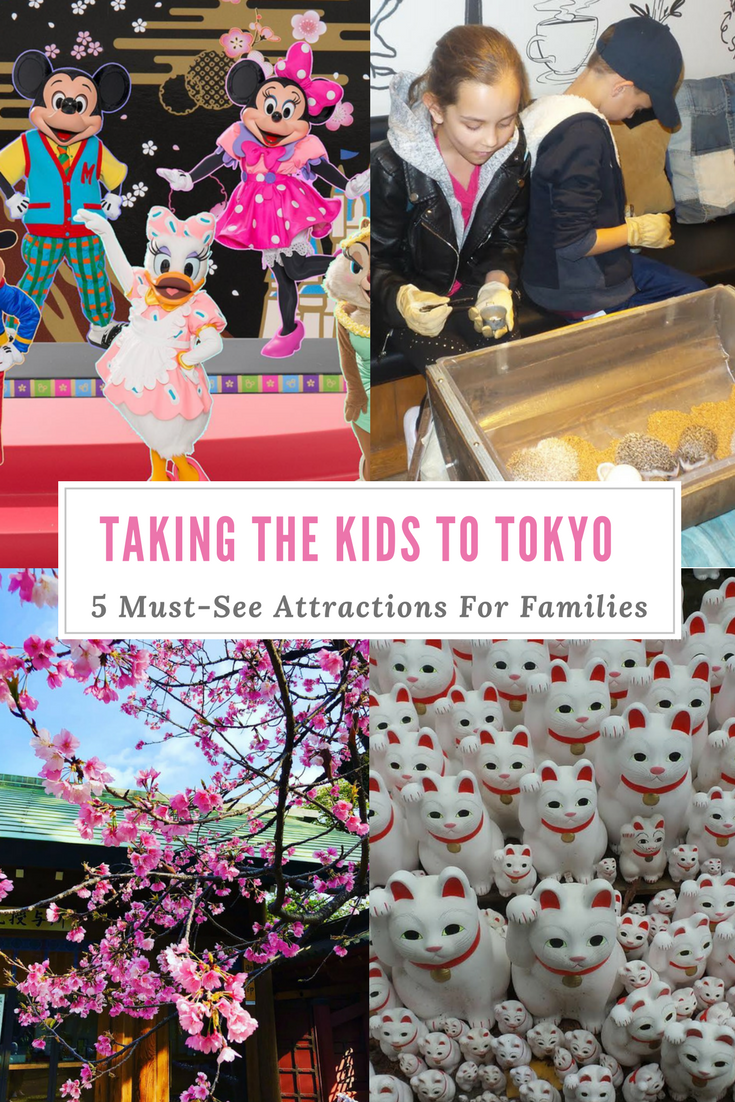 taking the kids to tokyo 5 must see attractions for families