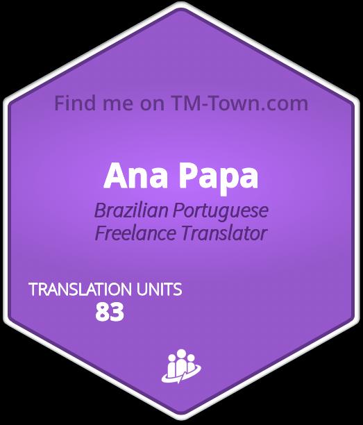 Ana Papa TM-Town Profile