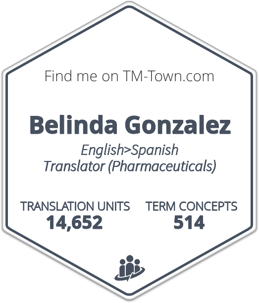 Belinda Gonzalez TM-Town Profile