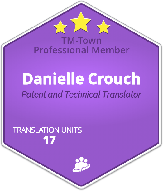 Danielle Crouch TM-Town Profile