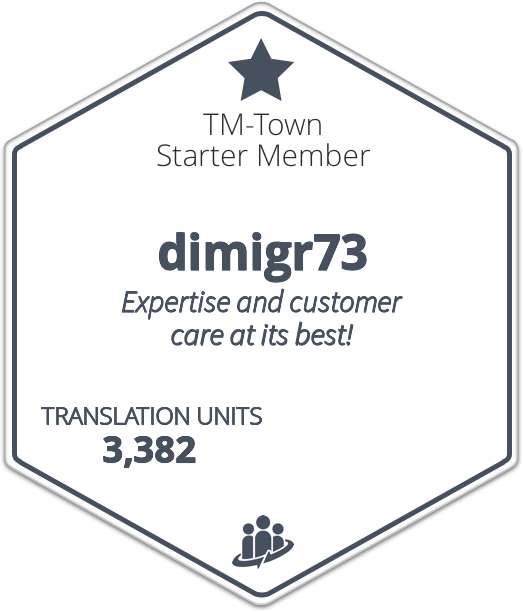 dimigr73 TM-Town Profile