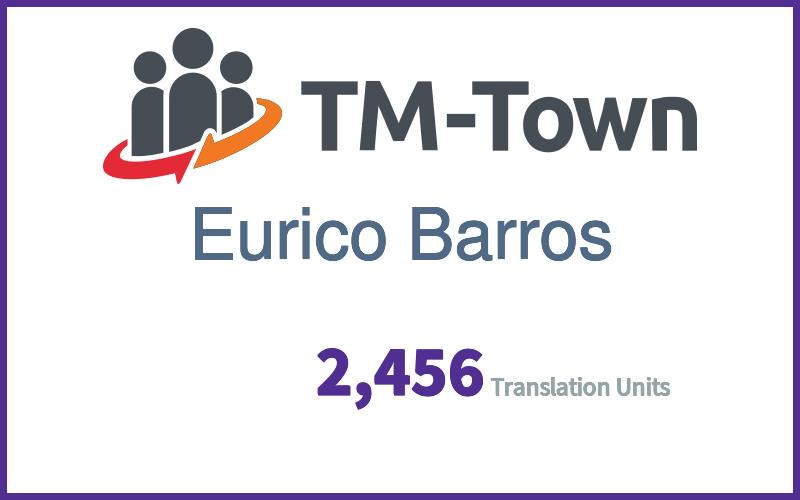 Eurico Barros TM-Town Profile