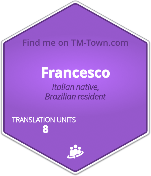 Francesco TM-Town Profile