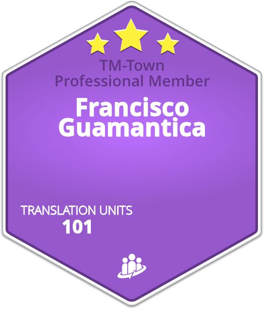 Francisco Guamantica TM-Town Profile