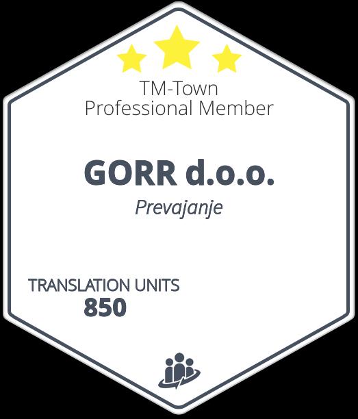 Translations Into Italian: Prevajalska Agencija GORR