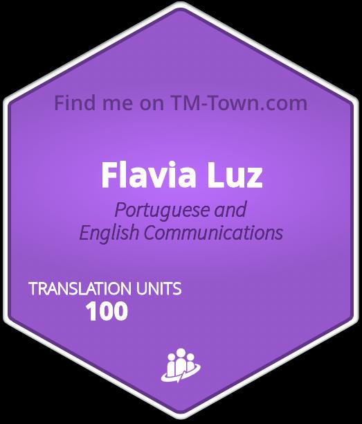 Flavia Luz TM-Town Profile
