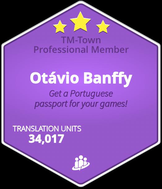 Otávio Banffy TM-Town Profile
