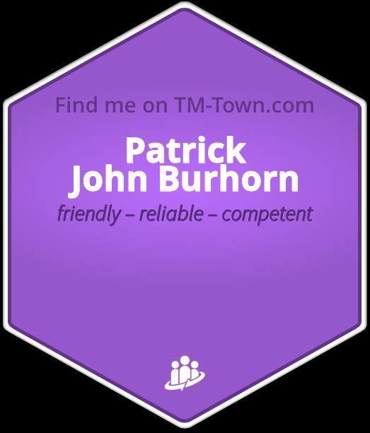 Patrick John Burhorn TM-Town Profile