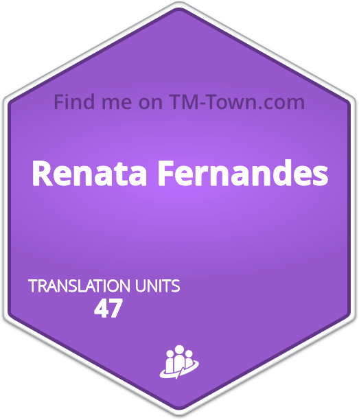 Renata Fernandes TM-Town Profile