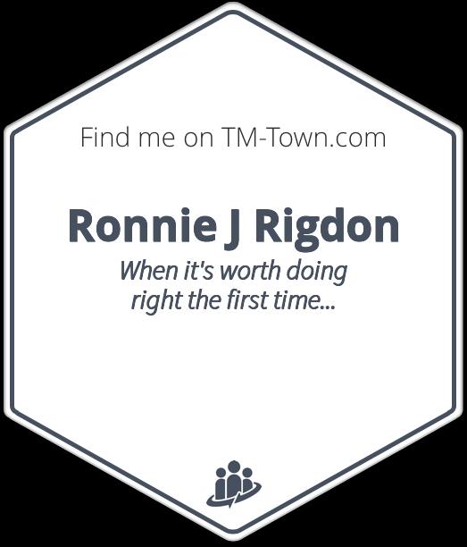 Ronnie J Rigdon TM-Town Profile