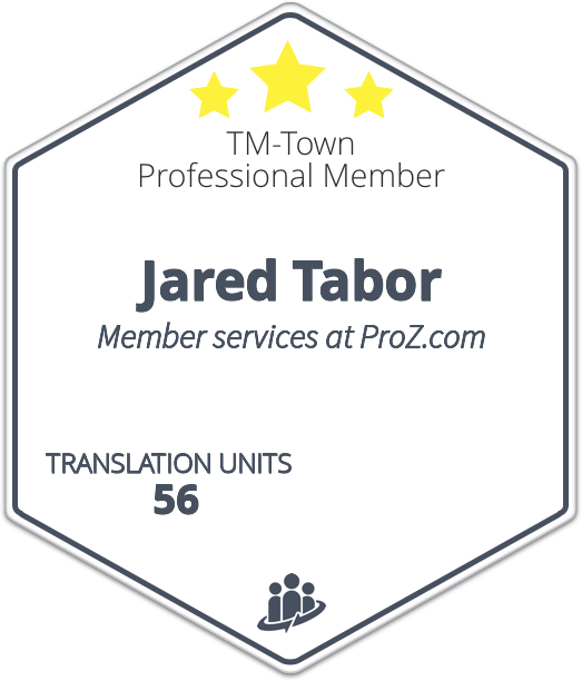Jared Tabor TM-Town Profile