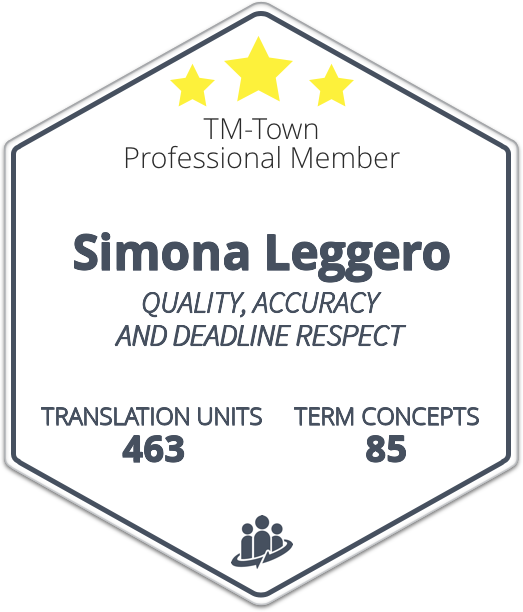 Simona TM-Town Profile