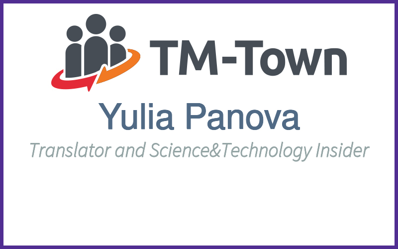 yuliapanova TM-Town Profile