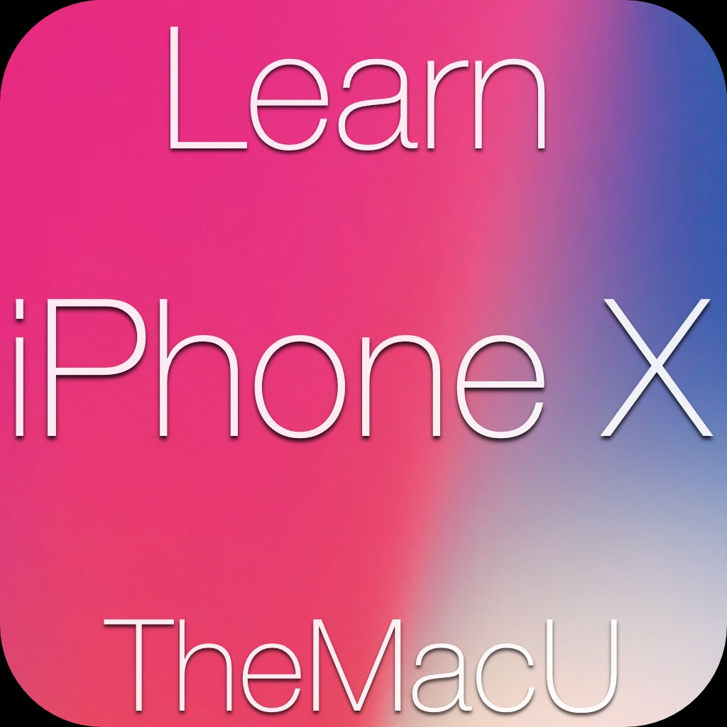 iPhone X Tutorial Image