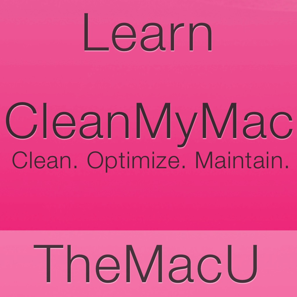 CleanMyMac Tutorial Image