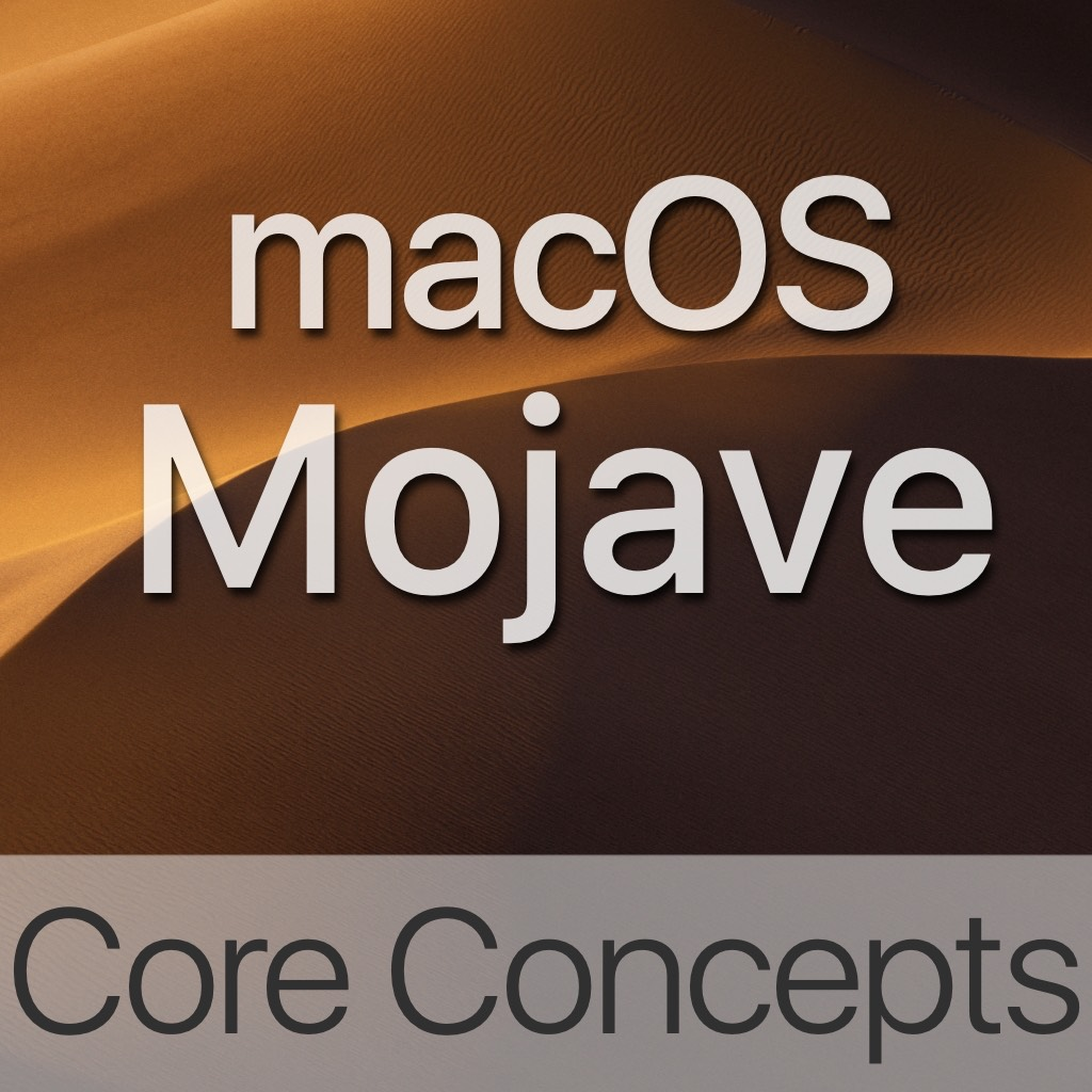 macOS Mojave Core Concepts Image