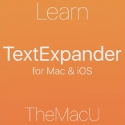 TextExpander Video Tutorial