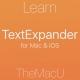 TextExpander Tutorial