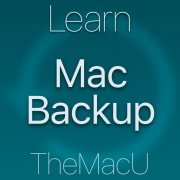 Mac Backup Tutorial