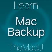 Mac Backup Tutorial