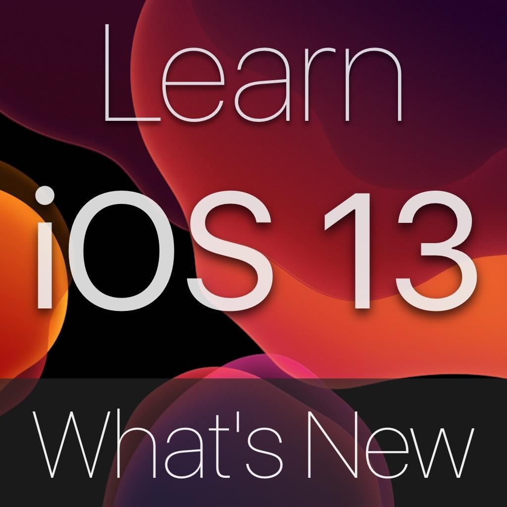 iOS 13 What