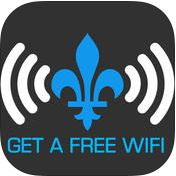 Logo Get a free wifi