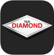 Logo Taxi Diamond