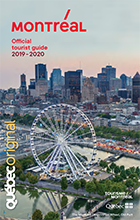Montréal Official Tourist Guide