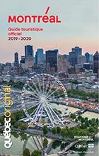 Guide touristique officiel de Montréal