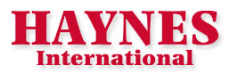 Haynes International, Inc. Talent Network