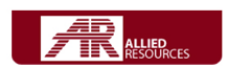Jobs and Careers at Allied Resources>