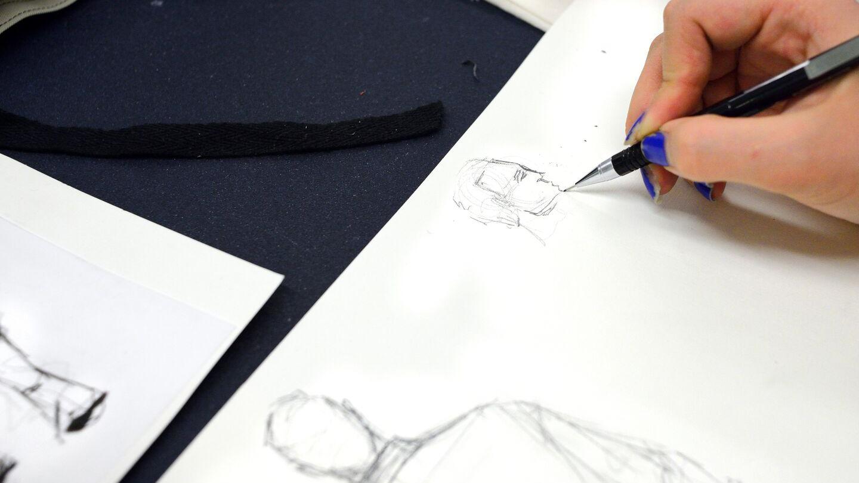 Inside Fashion Design: Becoming a Designer (Grades 9–12)