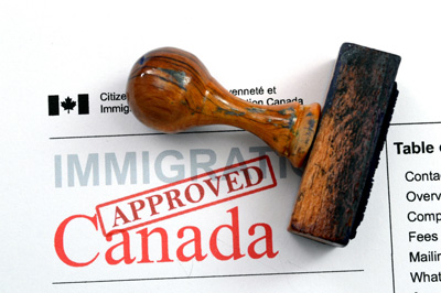 tn visa canadians, approved