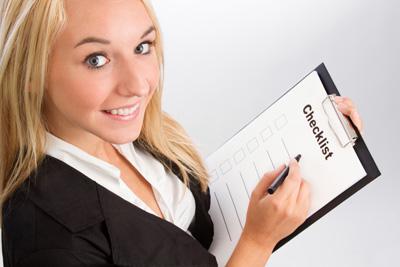tn visa checklist, prepare application