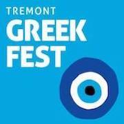 This is the restaurant logo for Annunciation Greek Orthodox Church- Tremont Greek Fest