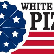 This is the restaurant logo for White House Pizza