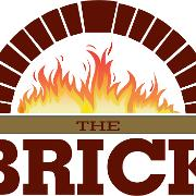 This is the restaurant logo for The Brick