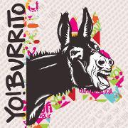 This is the restaurant logo for YO!BURRITO