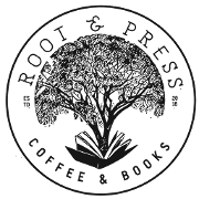 This is the restaurant logo for Root and Press