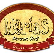 This is the restaurant logo for Maria's Mexican Grill