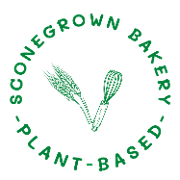 This is the restaurant logo for SconeGrown