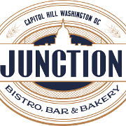 This is the restaurant logo for Junction Bistro, Bar & Bakery Capitol Hill