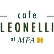 This is the restaurant logo for Cafe Leonelli