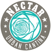 This is the restaurant logo for Nectar Urban Cantina
