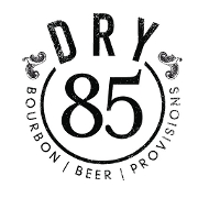 This is the restaurant logo for DRY 85