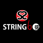 This is the restaurant logo for Strings Ramen Shop