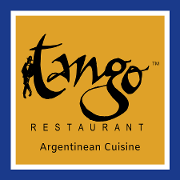 This is the restaurant logo for Tango
